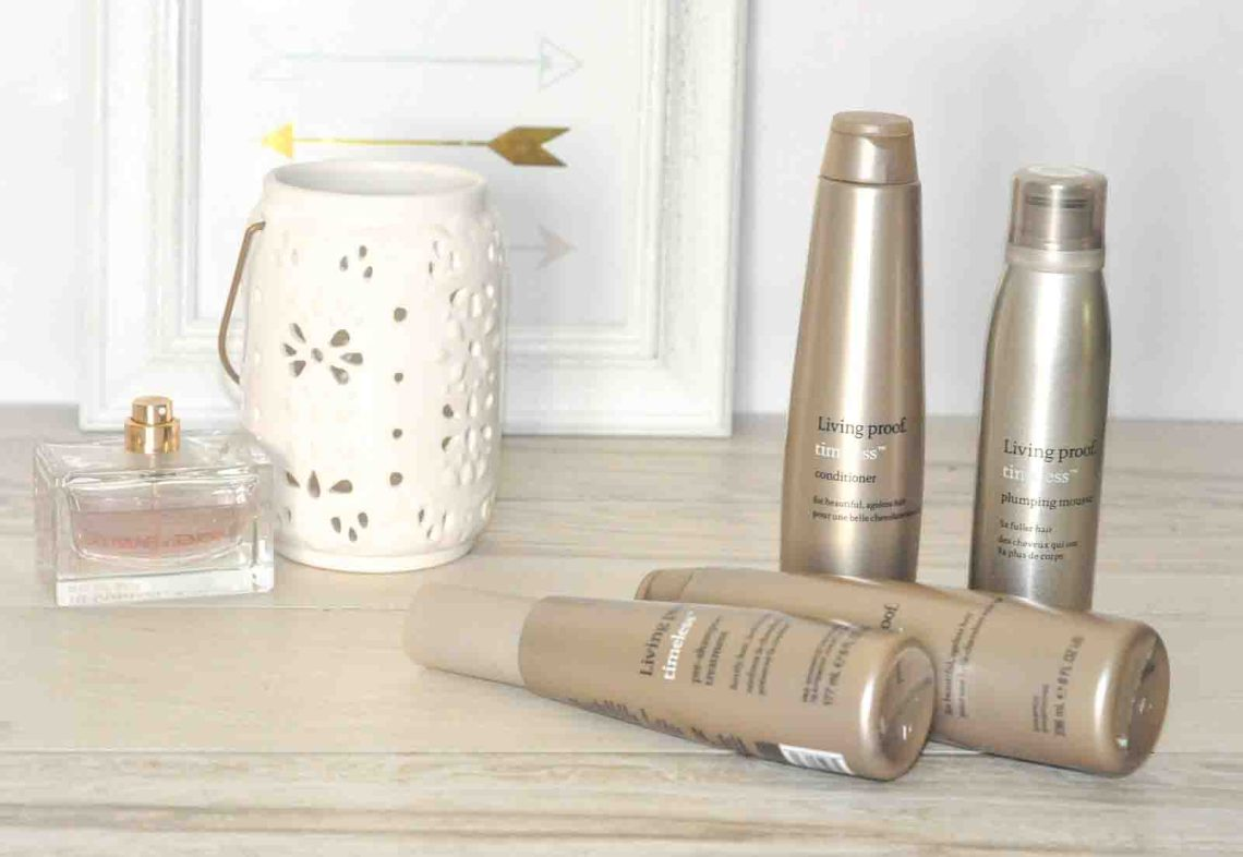 Aging Hair and Too Many Grays? Try Living Proof available at Ulta