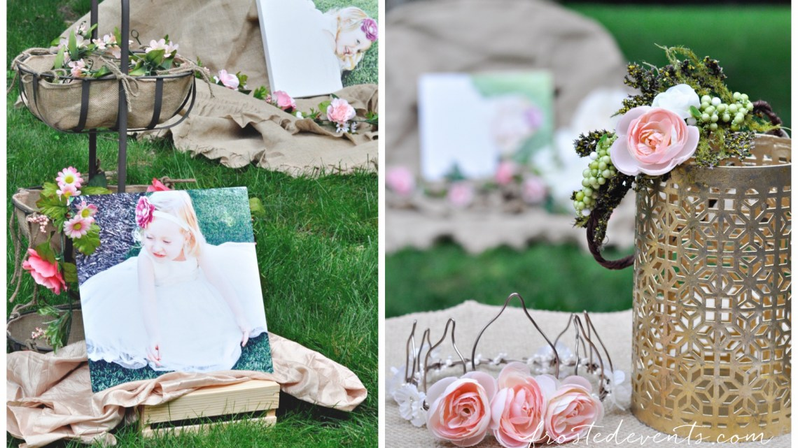 Bohemian Party Ideas for a Birthday, Bridal Shower or Baby Shower Boho Style