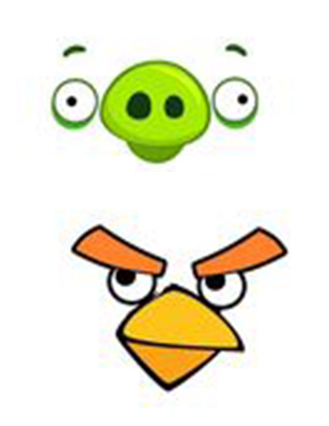 Angry Birds Party Printables
