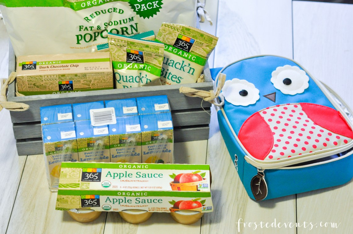 Easy Back to School Meal Ideas Recipes Whole Foods Organic Healthy Lunches