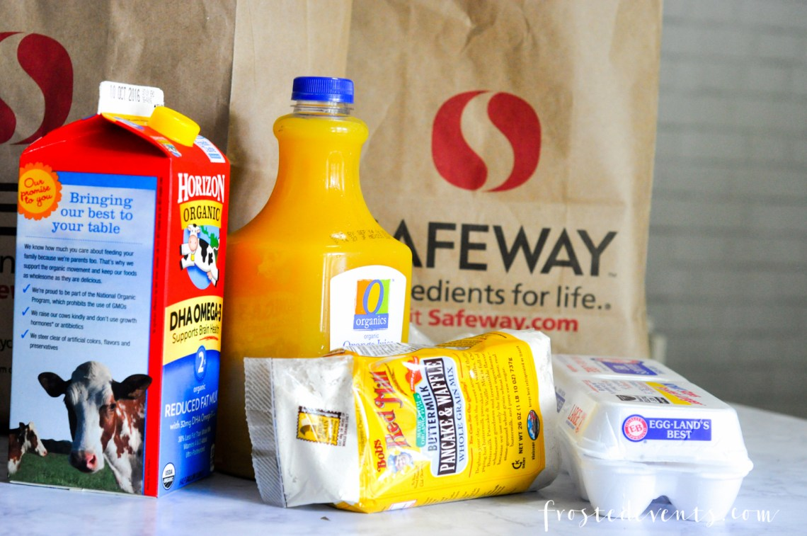 Easy Ways to Save Money - Saving Money on Gas and Groceries with the Safeway Gas Rewards program DC VA momblogger