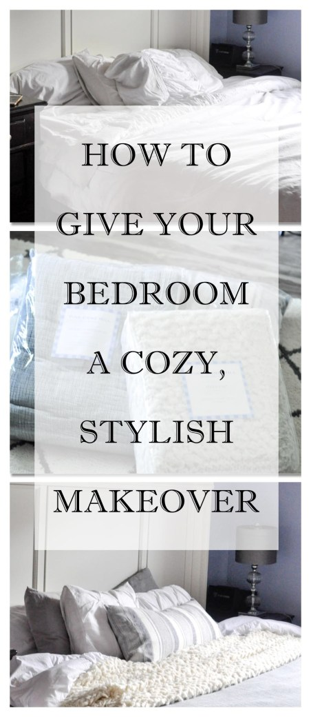 How to Give Your Bedroom a Stylish, Cozy Makeover via Misty Nelson @frostedevents and Annie Selke