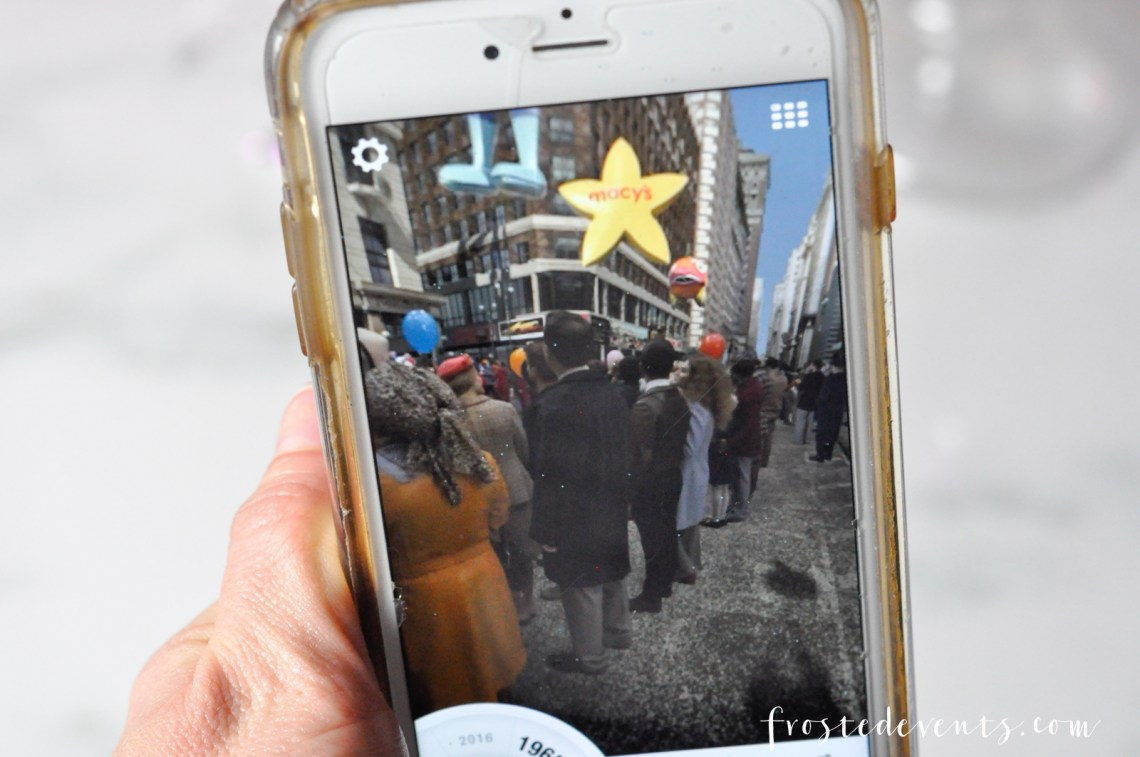 Macy's Day Parade Time Traveler App is A Fun Way to Share the Holiday Spirit and Celebrate a Classic Christmas Tradition