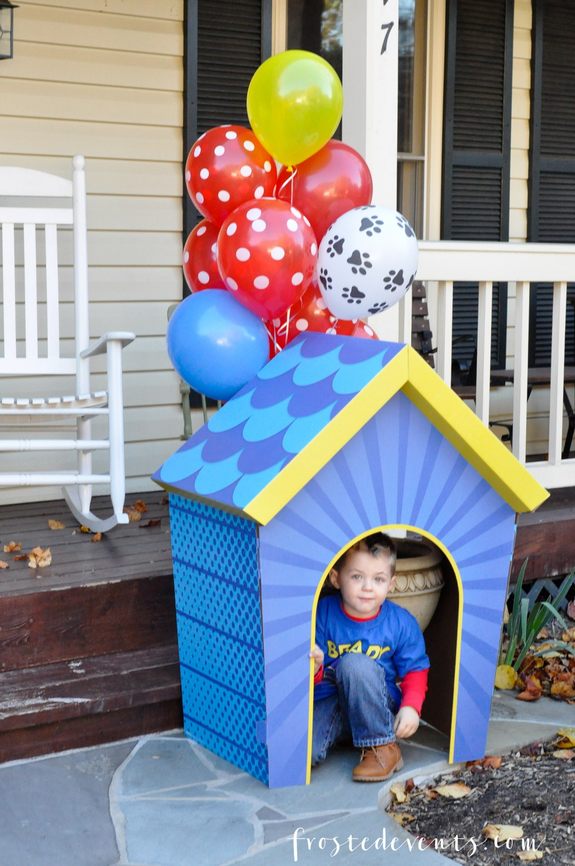 Paw Patrol Party Ideas Paw Patrol Birthday Party Inspiration via Misty Nelson @frostedevents frostedMOMS.com
