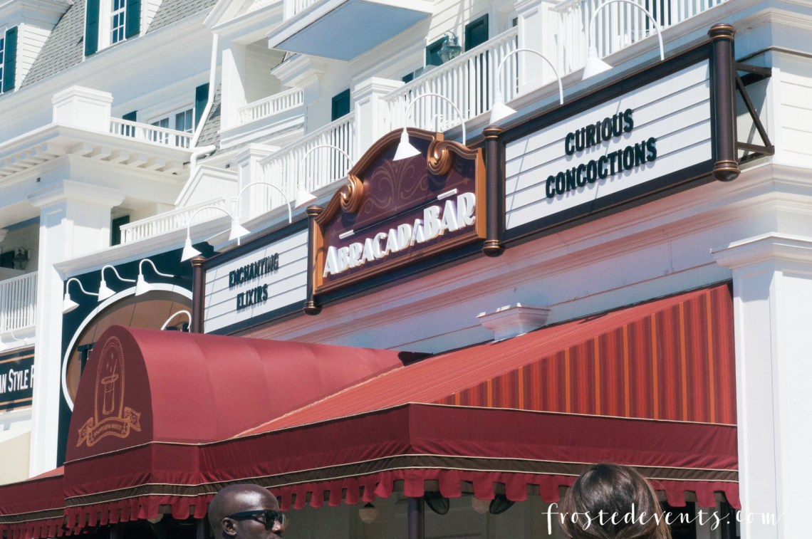 Disney Boardwalk Inn - Disney World Resorts - Disney Vacation planning via Misty Nelson family travel blogger @frostedevents Abracadabar