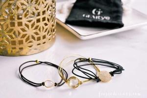 Gemtyes- Stylish Bracelets That Double as Hair Elastics