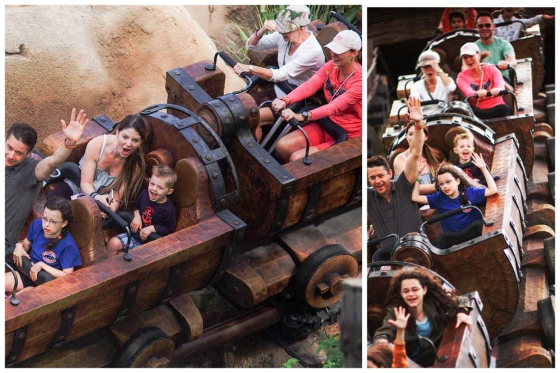 Disney World Resorts Disney Theme Parks Magic Kingdom Planning Disney Vacation Family Travel Guide via Misty Nelson of @frostedevents and funfamilytravelblog