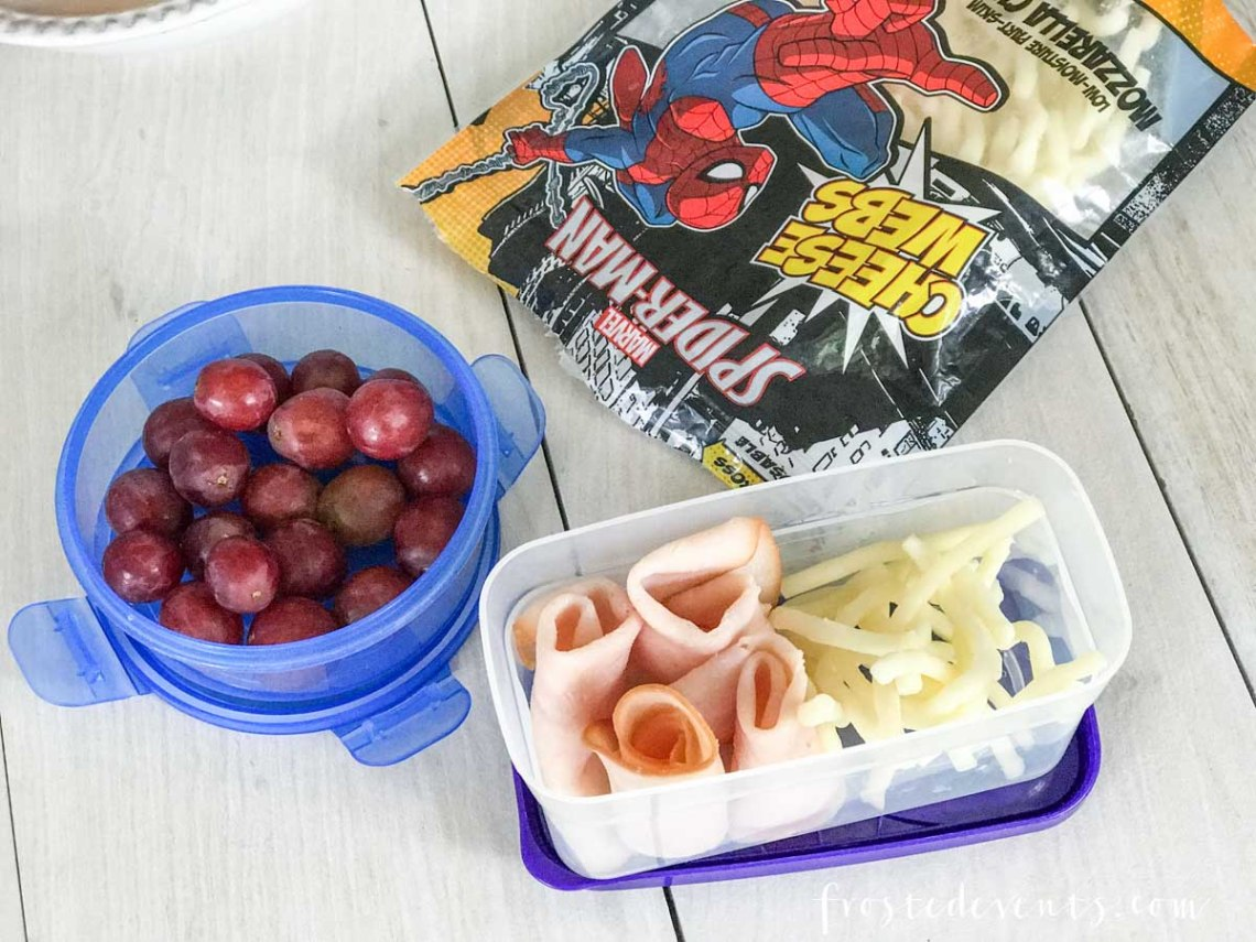 Lunch Box Ideas for Back to School - Packing Kids Lunches via Misty Nelson , frostedblog.com lifestyle blogger + mom blogger @frostedevents