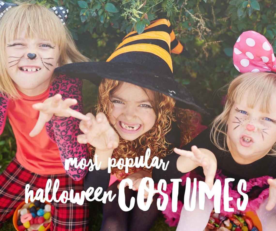 Children Halloween Costumes - Kids Costume Ideas 2017 via frostedblog