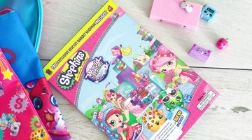 Shopkins Party- Shopkins World Vacation DVD premiere