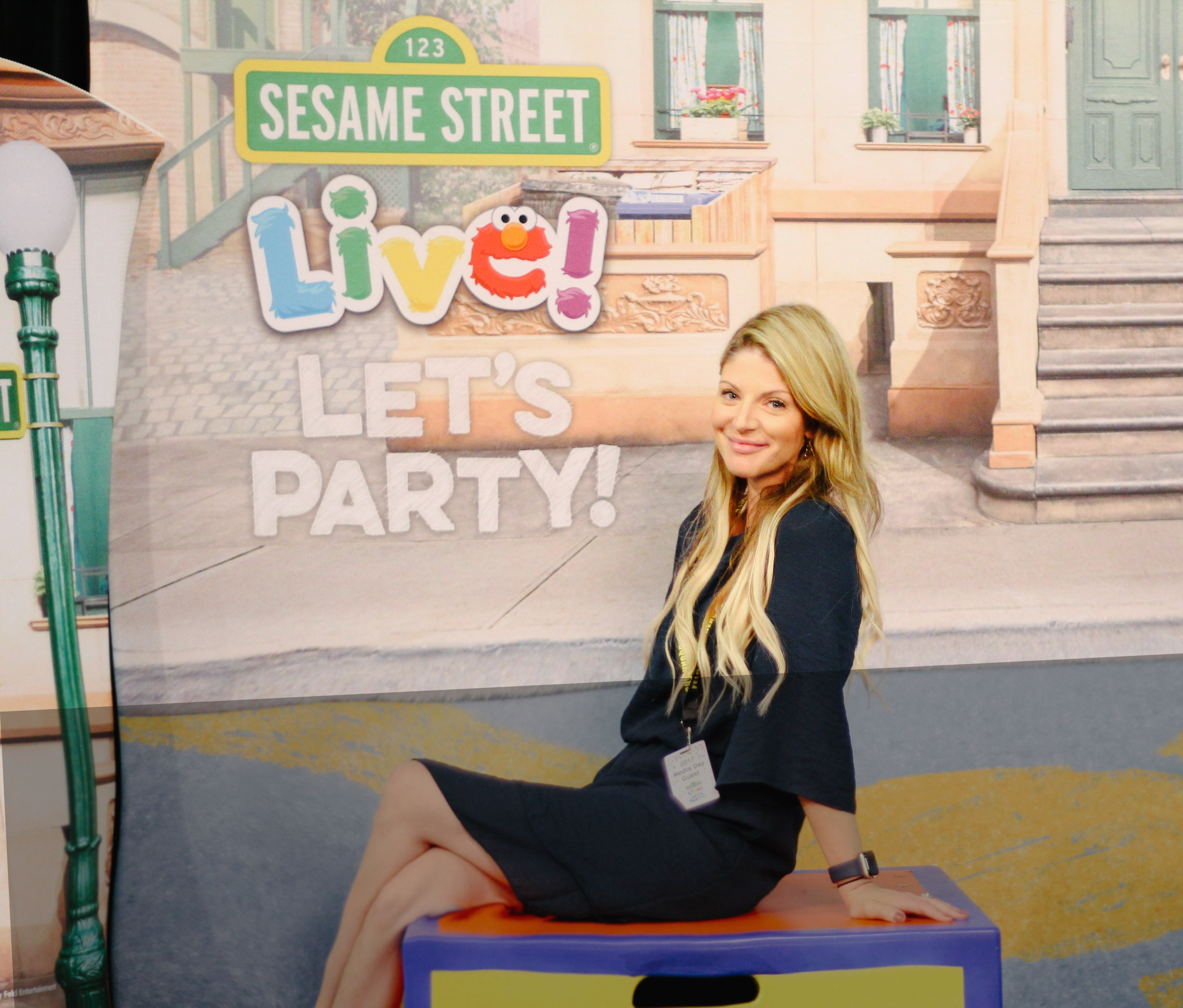 Sesame Street Live Let's Party is Fun for the Whole Family!