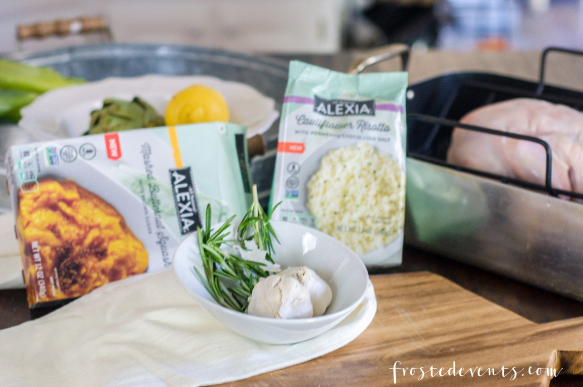 Side Dish Ideas for a Quick and Easy Dinner -- Alexia veggie sides