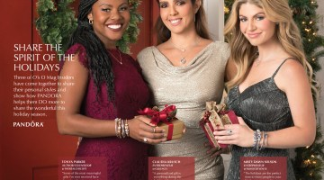 Pandora Jewelry - My Favorite Gifts for Her to give this holiday season plus a peek at my photo shoot with PANDORA via Misty Nelson @frostedevents frostedblog.com