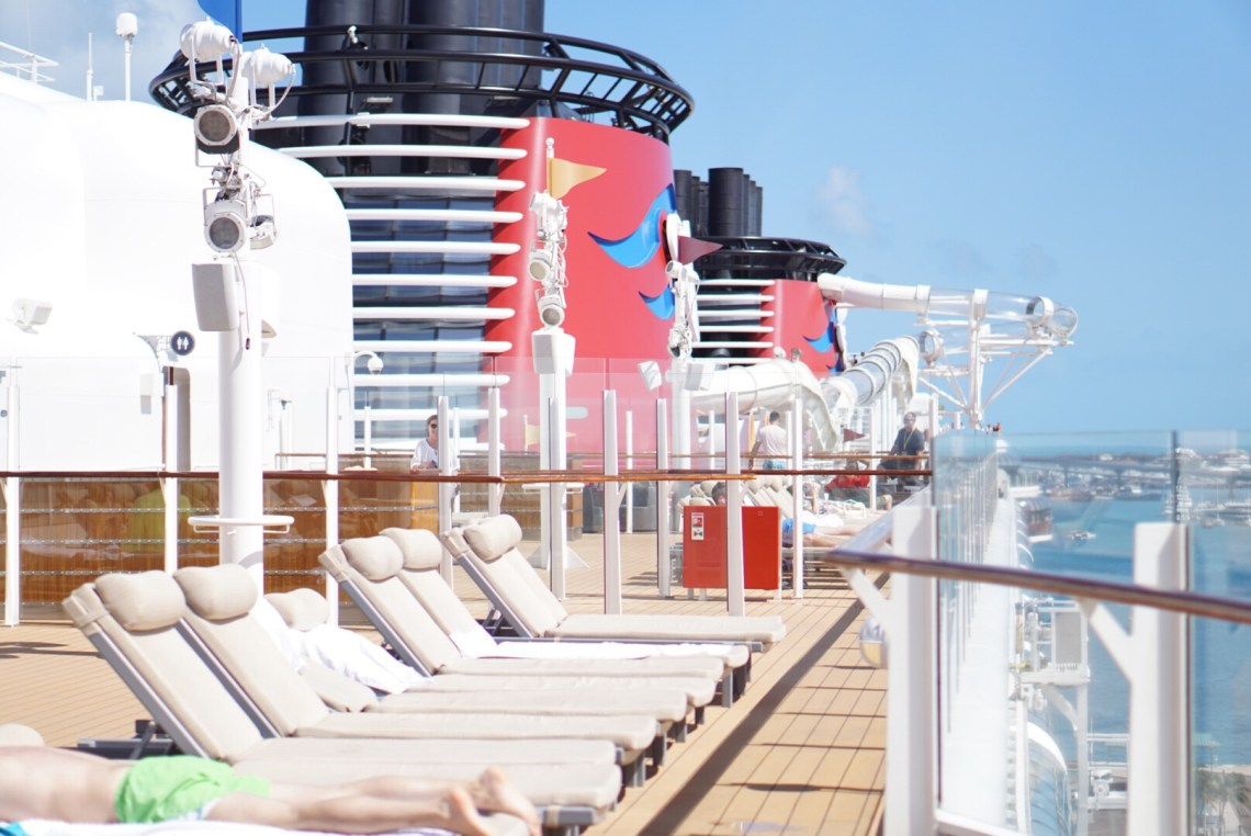 Disney Dream Cruise Ship - Disney Cruise Adults Only SIde - DisneySMMC Disney Social Media Moms Celebration 2018 via Misty Nelson #disneysmmc #disneymoms
