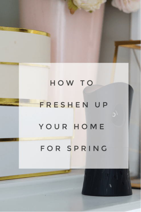Air Wick Spring Refresh - Home Decor and Home Goods via Misty Nelson frostedevents.com frostedblog