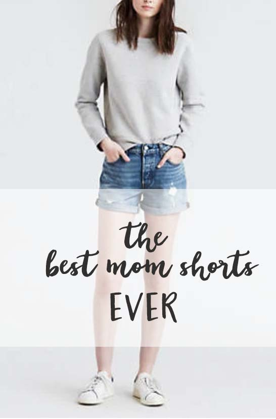 Best Mom Shorts Ever! Why You Need to Own a Pair of These via Misty Nelson, frostedblog  frostedevents.com