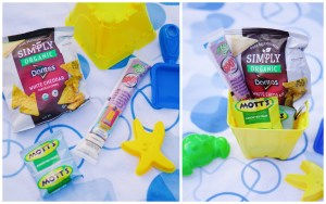 Snack Ideas for Spending a Day at the Beach - Beach Snacks and Picnic Ideas via Misty Nelson frostedevents.com Publix