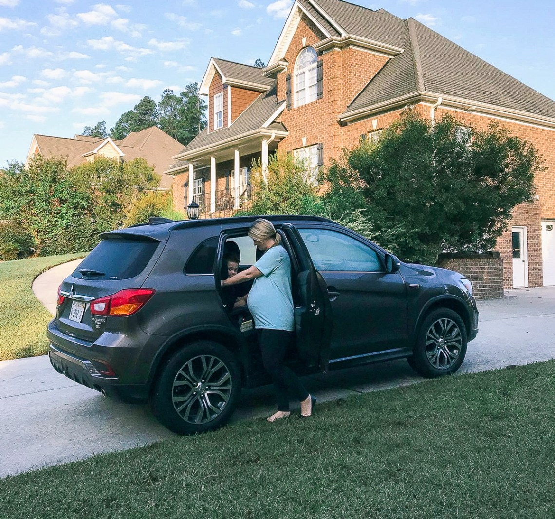 Pumpkin Patch, Festival, Scenic Fall Drives - Fall Bucket List with Mitsubishi Outlander Sport and @frostedevents Misty Nelson