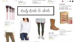 Nordstrom Sale After Christmas Black Friday Deals - Womens Fashion