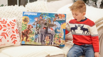 PLAYMOBIL Hidden Temple with T-Rex