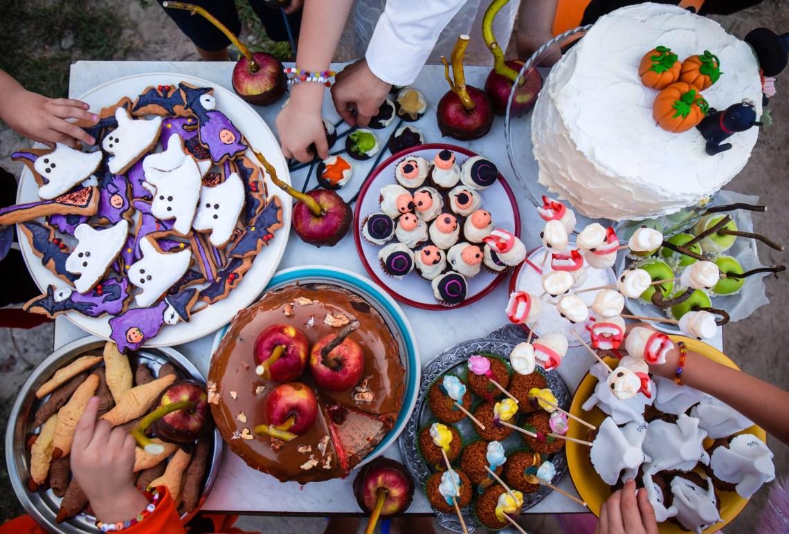 Charcuterie Board -Halloween charcuterie board -Halloween food ideas