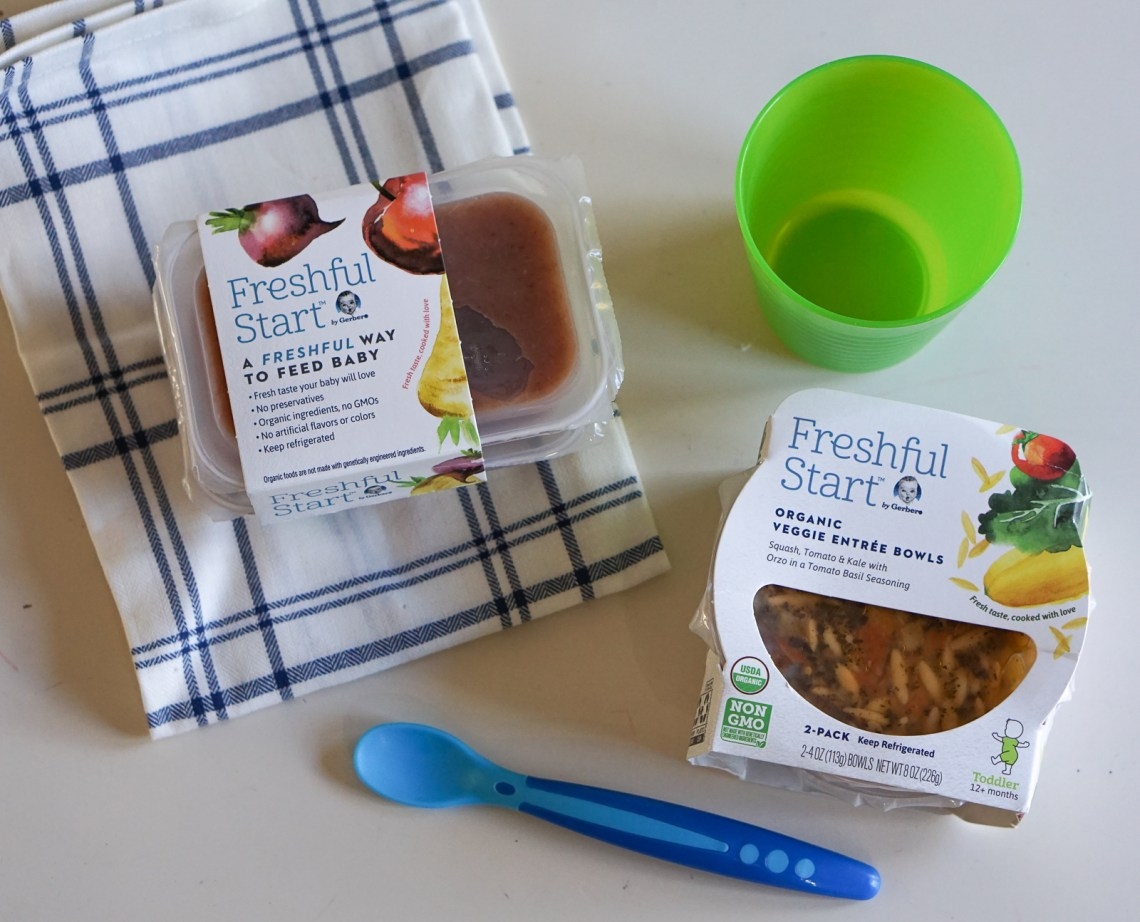 Organic Baby & Toddler Entrees Mom's Will Love - Gerber Baby Food