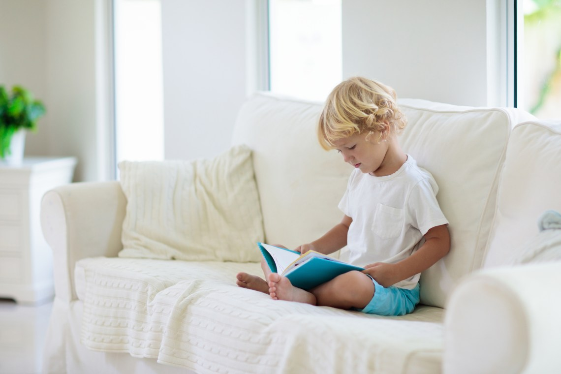 Early Readers Books - kids reading tips