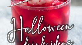 Halloween cocktail ideas - Halloween Mocktails, halloween drinks for kids, creepy cocktails