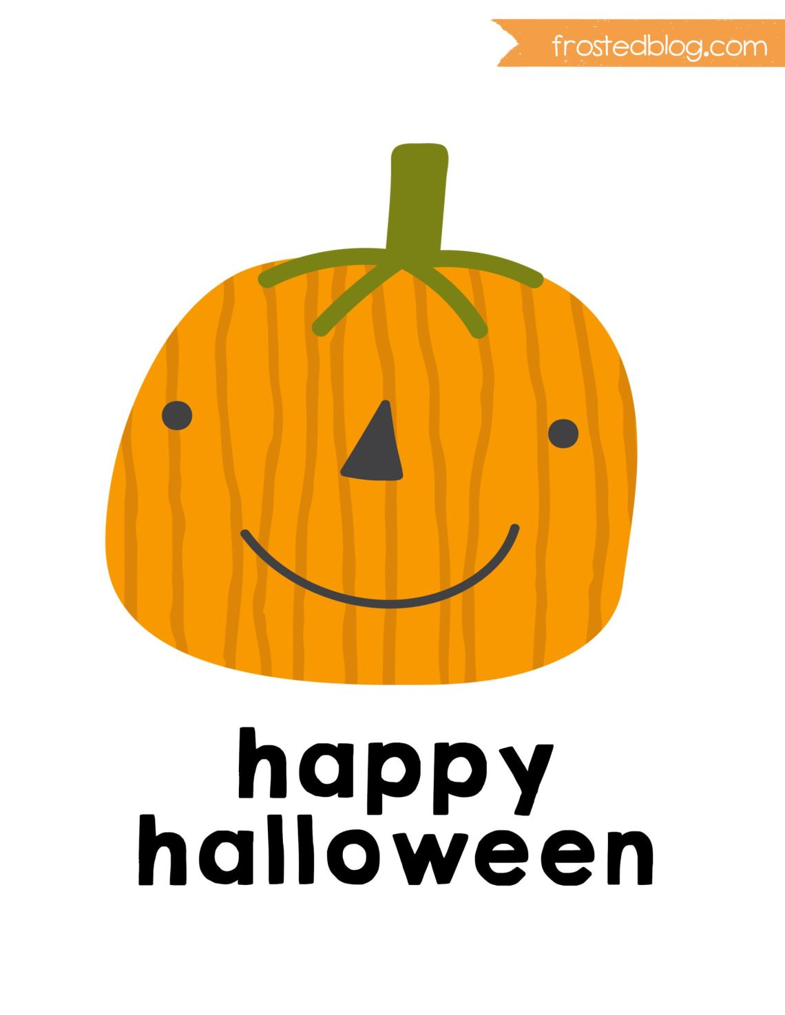 Happy Halloween Images - printable Halloween cards - Halloween pictures