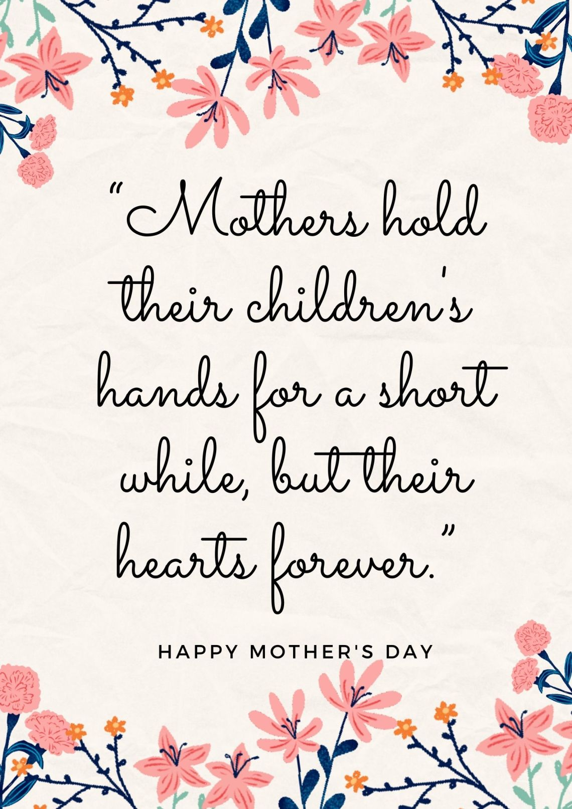 Mother's Day quotes 2021 å