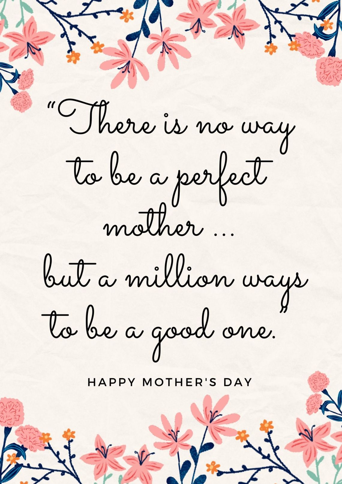 Mother's Day quotes for cards