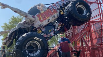 Monster Jam tickets - Thunder Alley at Carowinds