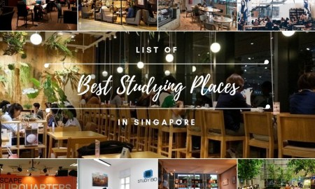 Best Studying Places in Singapore Post Header