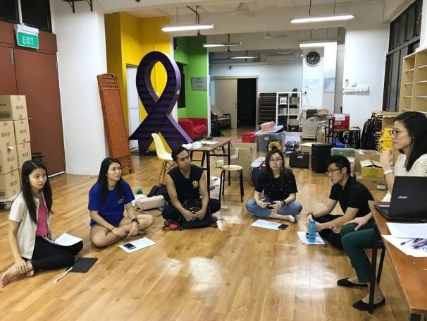 Blossom Youth Community Centre, 1-321, Singapore 590009