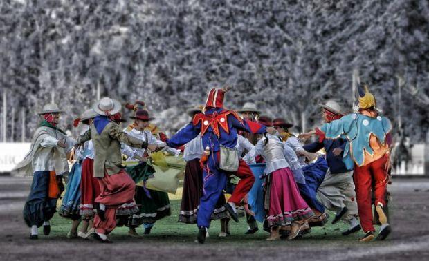 Carnavalito Dance, Argentina