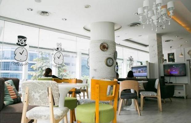 Coffeemin meeting room, Clarke Quay, Singapore 059817