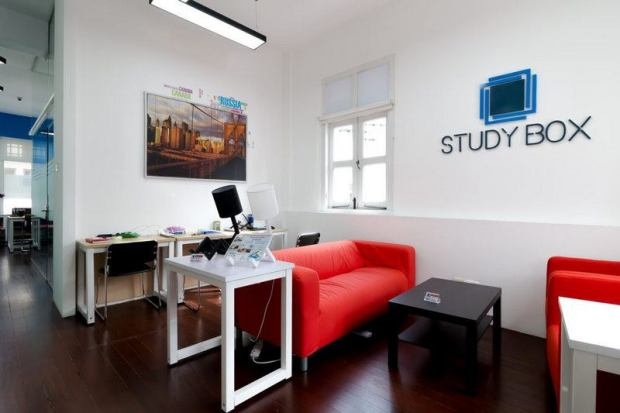 Study Box, Coworking space Singapore