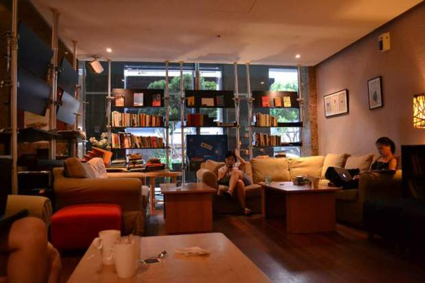 The Book Cafe Singapore