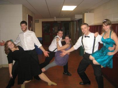dancing 4