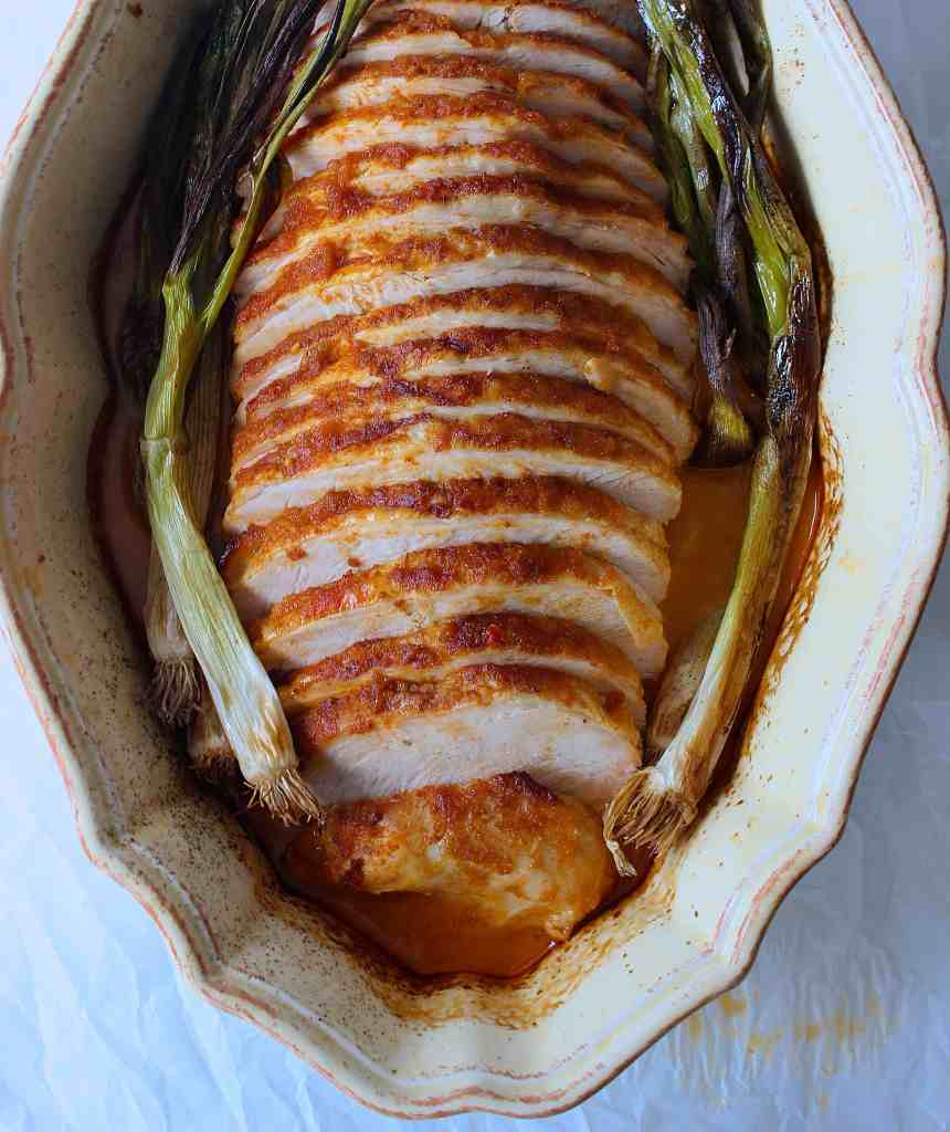 Sweet and Tangy Turkey Roast