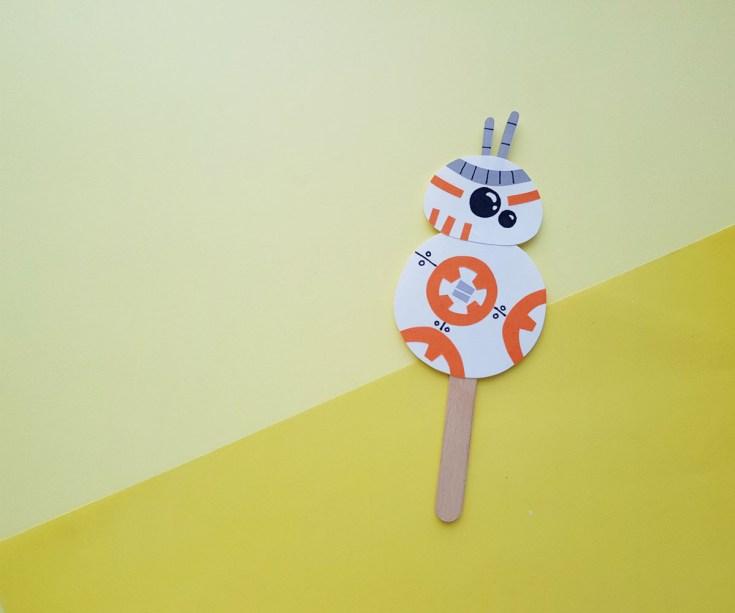 Star Wars BB-8 Papercraft