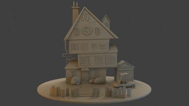 Cartoon_House