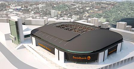 Swedbank Arena Solna