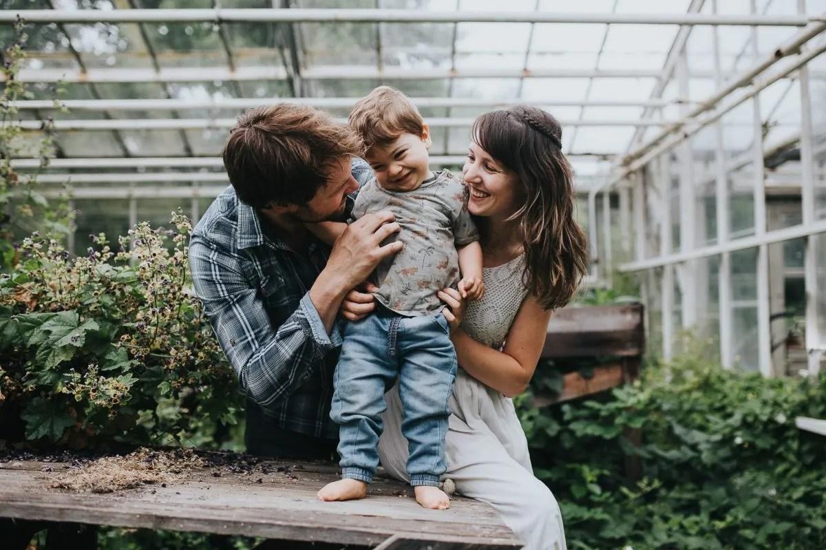 Familie Fotoshoot Fotografie Portret