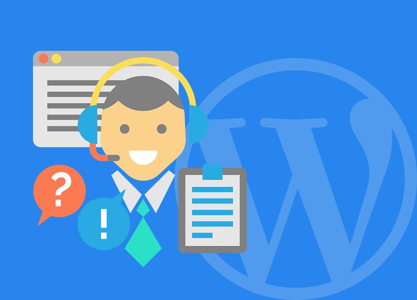 Γιατί χρειάζεται τεχνική υποστήριξη ένα WordPress site