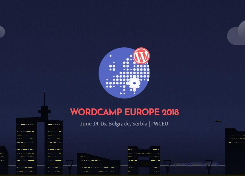 Μια εβδομάδα στο Βελιγράδι για το WordCamp Europe 2018