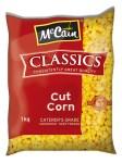 Frozen Cut Corn 1kg