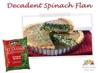 Decadent Spinach Fan Recipe