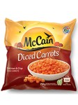 Mccain Diced Carrots 250g