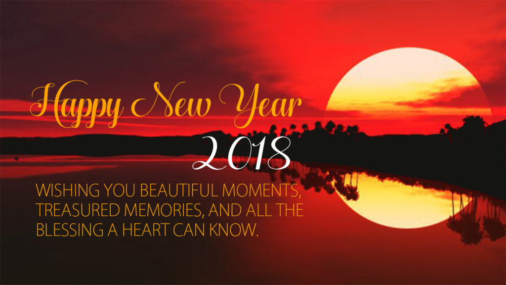 happy new year 2018 sms wishes for family